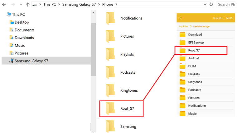 How to Root Sprint S7 & S7 Edge – Unlock Network / FRP Lock Samsung