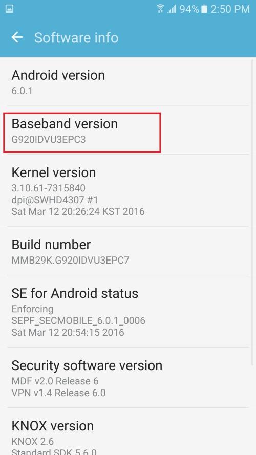 Unlock G920I – Unlock Network / FRP Lock Samsung LG Online Service